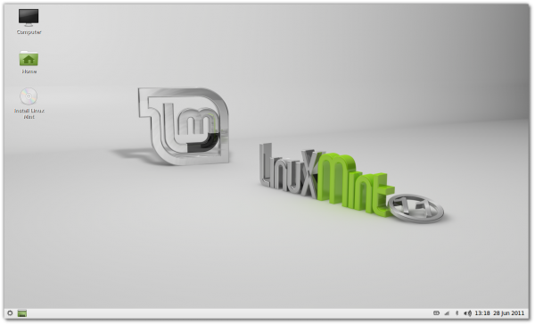 Linux Mint 11 LXDE