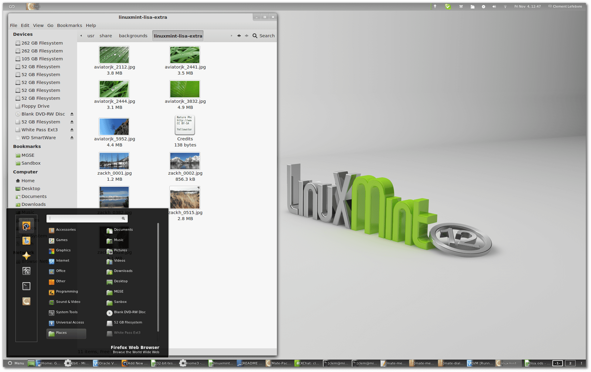 linuxmint12-preview