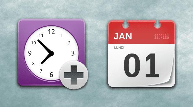 soluciona todos tus problemas con la fecha y hora