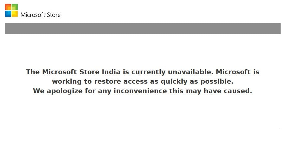 Hackean sitio web de Ventas de Microsoft en la India