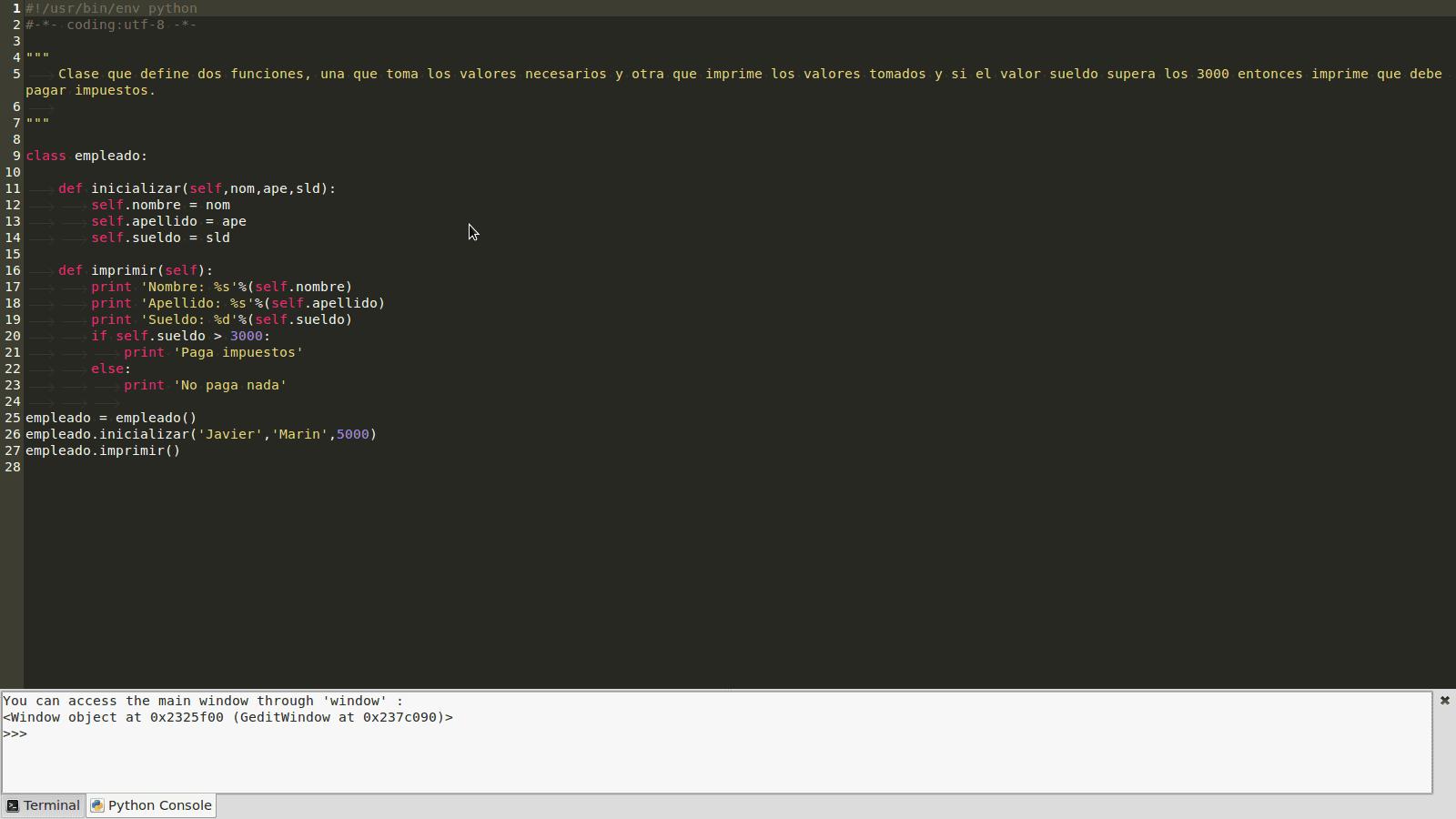 Gedit Para Programadores