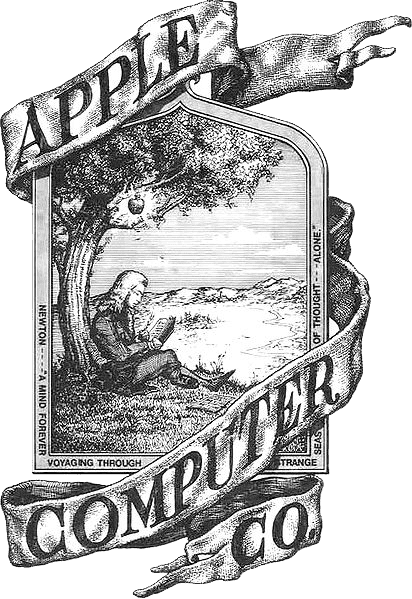 Apple_first_logo