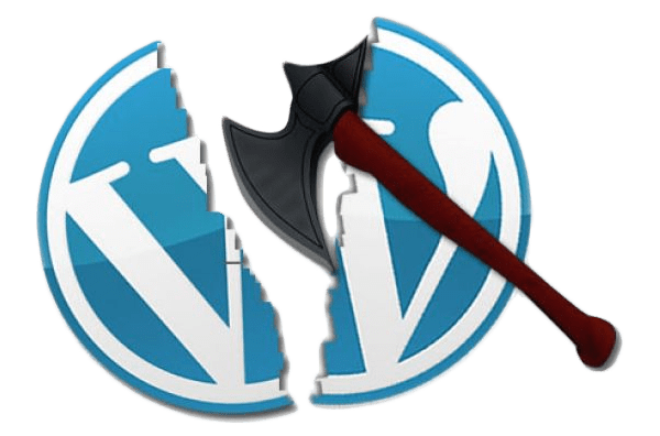 WordPress Crash