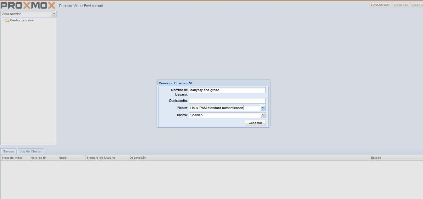 Proxmox VE, una interesante herramienta de virtualización