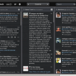 TweetDeck en wine
