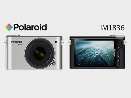 Cámara fotográfica  Polaroid con Android