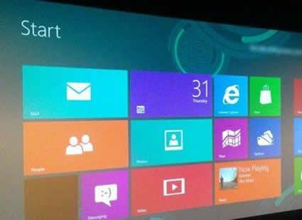 Los atajos de teclado para Windows 8