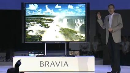Nuevo televisor Sony de 84 pulgadas