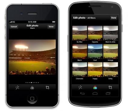 Twitter incorporo nuevos filtros para suplantar Instagram