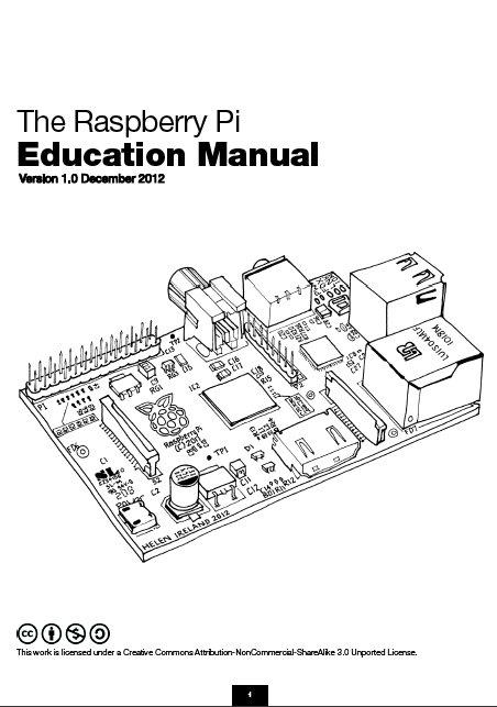 manual educativo raspberry pi