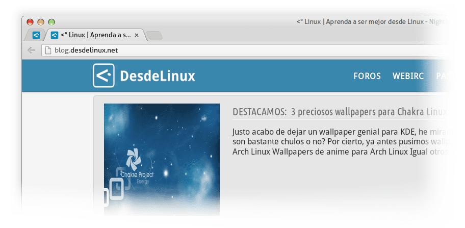 Liberado el tema para Wordpress de DesdeLinux