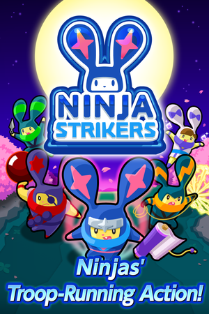 ninja strickers