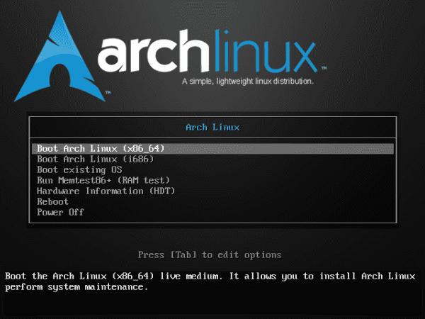 Arch_Start
