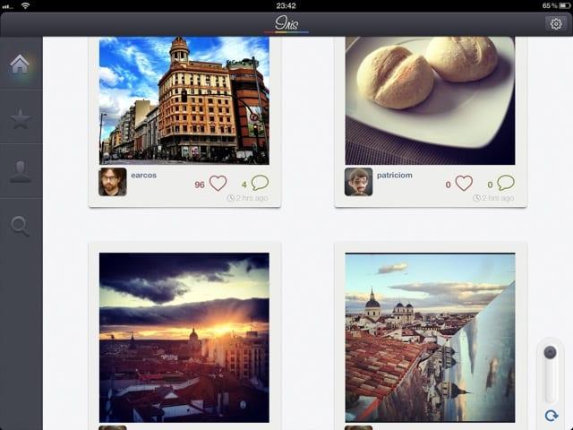 Descargar Instagram para iPad
