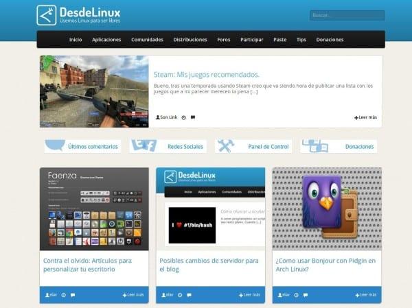 DesdeLinux