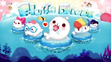 Diver Fluffy para line