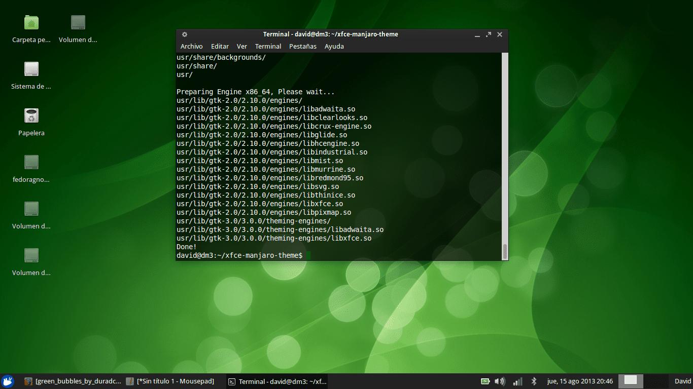 Postinstalación Xubuntu 13.04 & mejoras generales