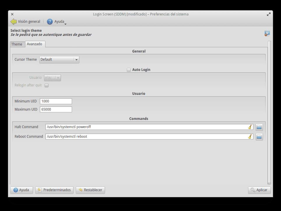 SDDM: Gestor de Sesión ligero y bonito [Instalación en ArchLinux]