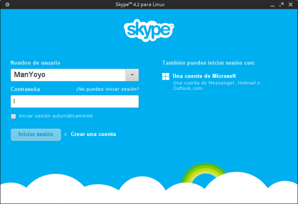 Skype 4.2 para Linux