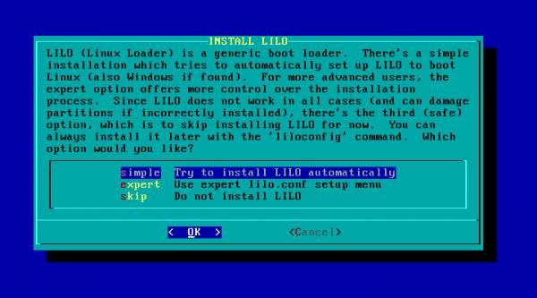Slackware-14-lilo