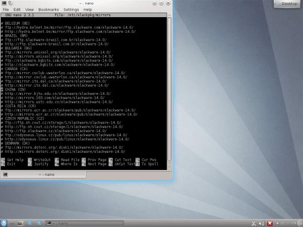 Slackware-27-configurar-slackpkg-2