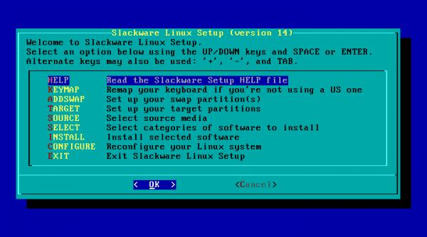 Slackware-6-menu-instalacion