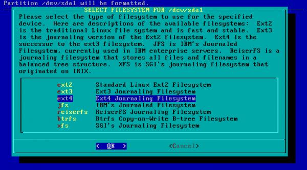 Slackware-7-swap-particion-5