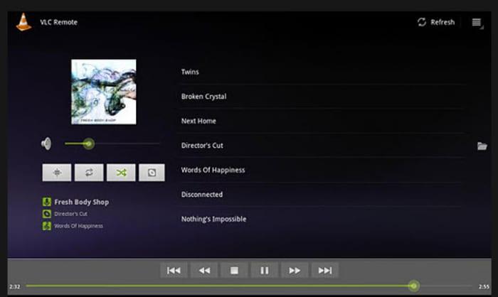 Cómo controlar VLC desde tu Android