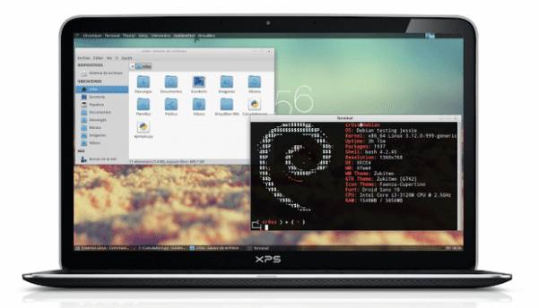 SO: Debian Testing DE: XFCE4.10 WM: Xfwm4 WM Theme: Zukitwo GTK Theme: Zukitwo Icon Theme: Faenza-Cupertino Font: Droid Sans