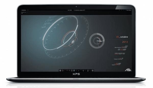Distro: Debian Desktop: Gnome Theme: NovaShell + Numix Icons: AwokenDark Wallpaper: Rozne