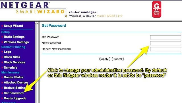 Netgear-router-screenshot