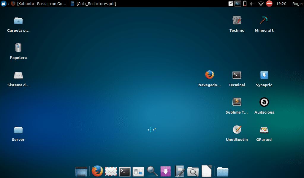 DistroView: Xubuntu