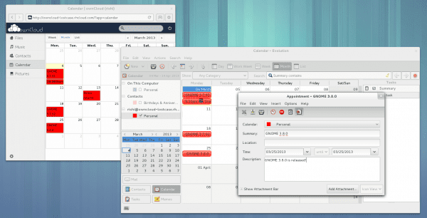 evolution-owncloud-calendar