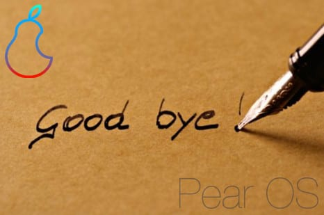 goodbye pearos