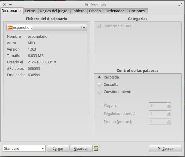 Cómo jugar Scrabble en Linux (100% en español)