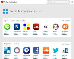 LINE-Firefox-OS