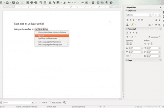 LanguageTool OpenOffice/LibreOffice