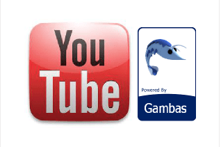 Front-End de Youtube-dl y gambas3