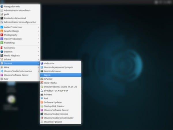 UbuntuStudio Nepomuk