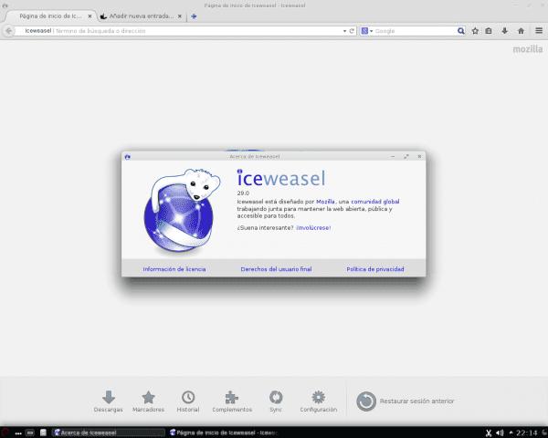 iceweasel-29-kde