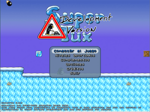 supertux-menu