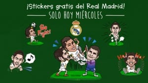 Stickers-del-Real-Madrid