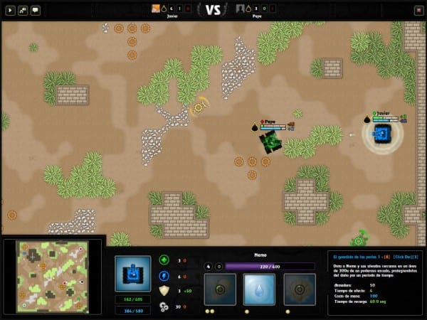 GT: Guerra de Tanques