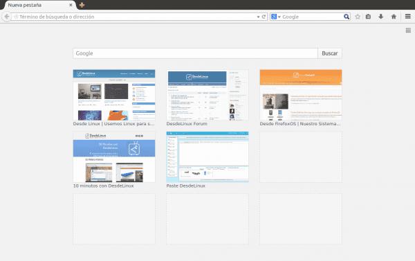 Firefox 31 DesdeLinux