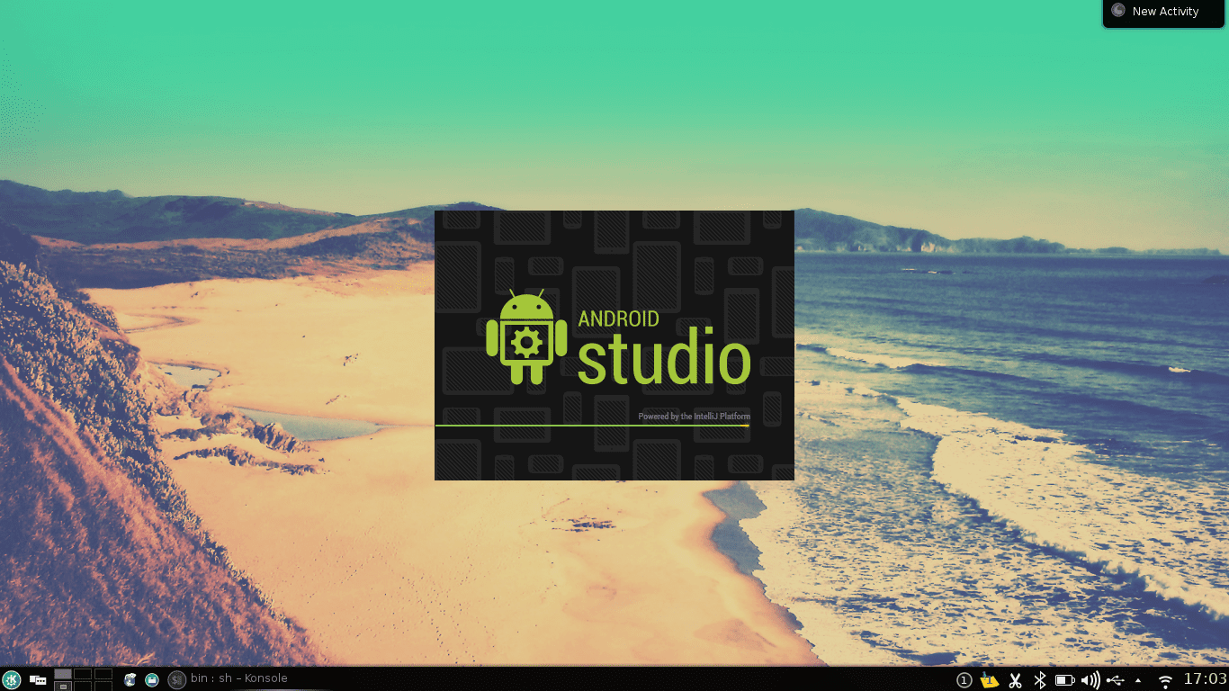 Android Studio (o ADT) en KDE sin morir en el intento