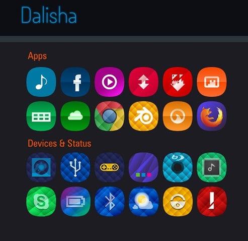 Iconos Dalisha