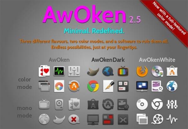 Iconos Awoken