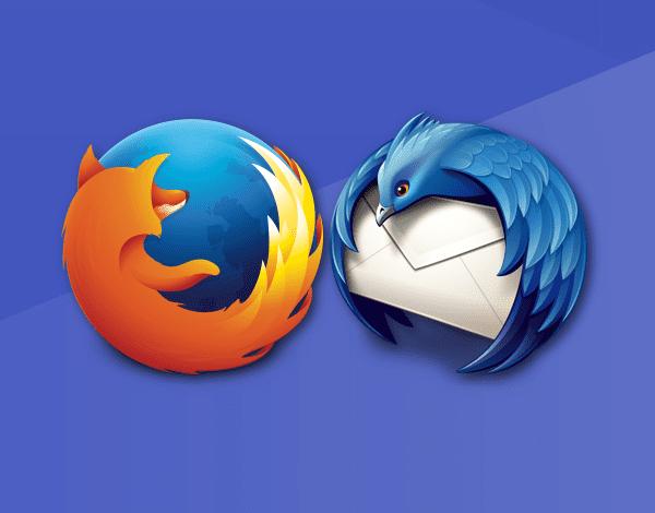 Firefox Thunderbird