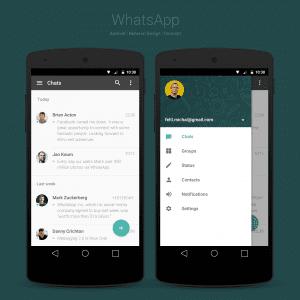 Descargar la última versión de WhatsApp con Google Drive