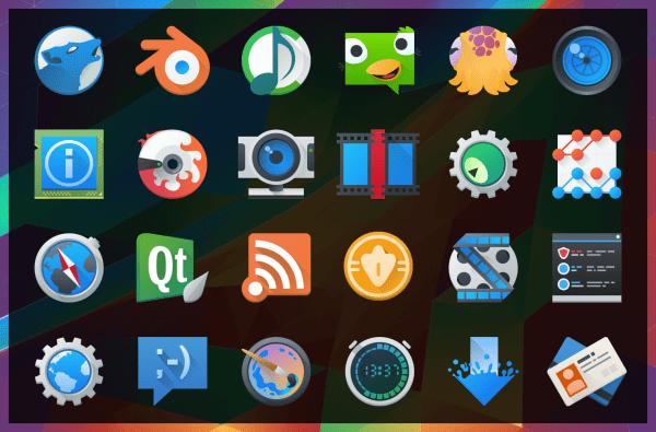 Plasma Icons
